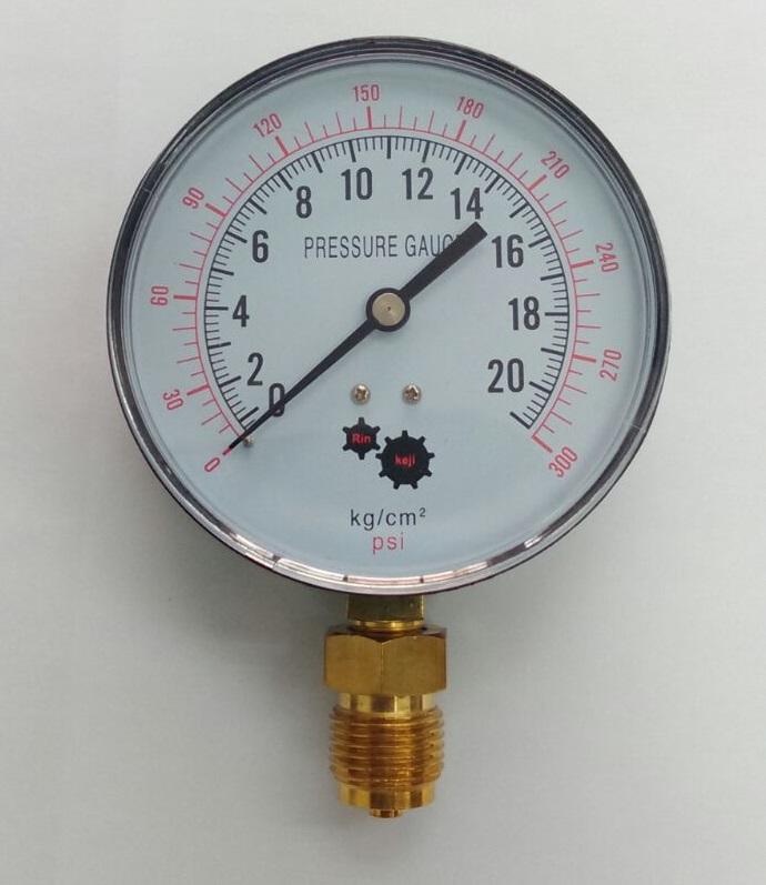 Linkage Pressure Gauge 2