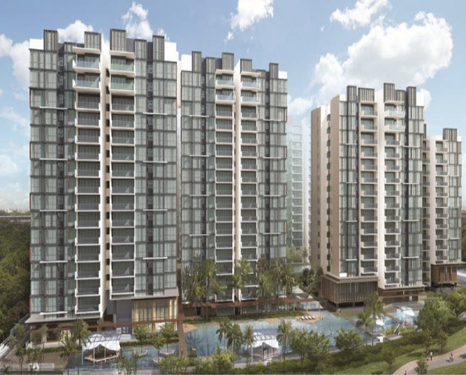 07 The Terrace at Punggol Drive Linkage Project Reference