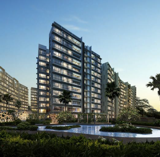 09 D'Nest at Pasir Ris Grove Linkage Project Reference