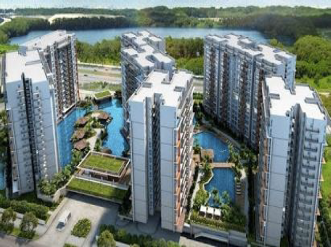 13 Q Bay Residences at Tampines Linkage Project Reference